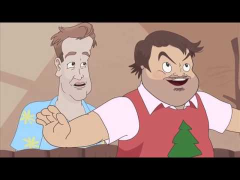 Peace On Earth / Little Drummer Boy 2010 with Jack Black and Jason Segel