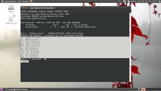 Daten recovern mit Ubuntu, scalpel und Photorec - Teil 1
