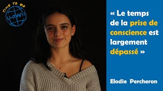 Time to Be #15 - Youth for Climate, avec Elodie Percheron.