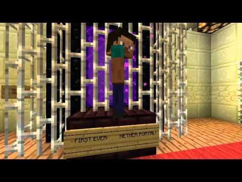 Minecraft: Lake Village Museum Build
