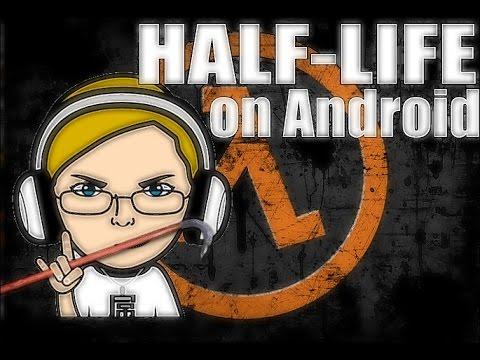 Half-Life 2 - Обзор/Прохождение на Android - YouTube