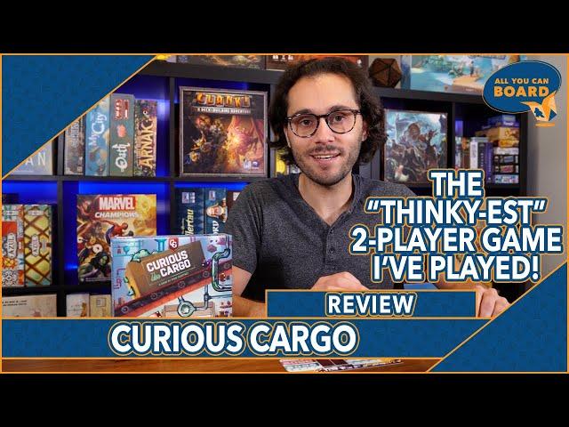Curious Cargo REVIEW | The