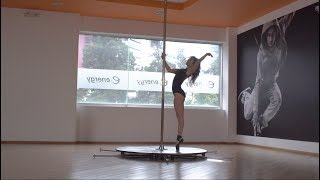 "Video María León - Corazón de León Ep. 4 - ""POLE DANCE -  BALLET"" download MP3, 3GP, MP4, WEBM, AVI, FLV Juli 2018"