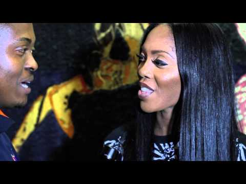 Tiwa Savage wins Best Female Artist at Mtv Africa Music Awards