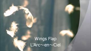 Gambar cover L'Arc~en~Ciel - Wings Flap (Piano cover)