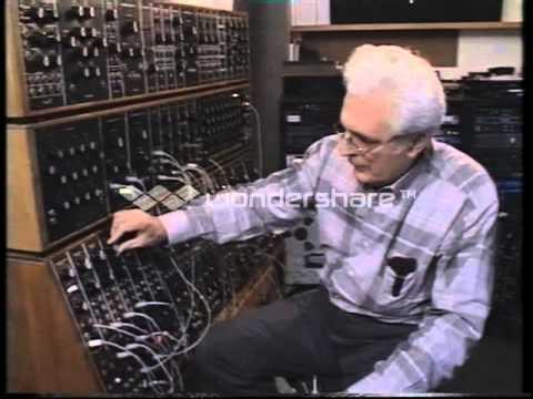 Bob Moog Modular