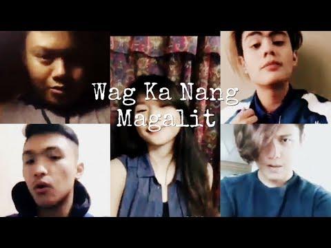 Wag Ka Nang Magalit - Skusta Clee (Musical.ly Cover)