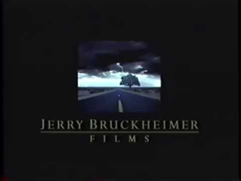 Jerry Bruckheimer Films (2003) Company Logo (VHS Capture)