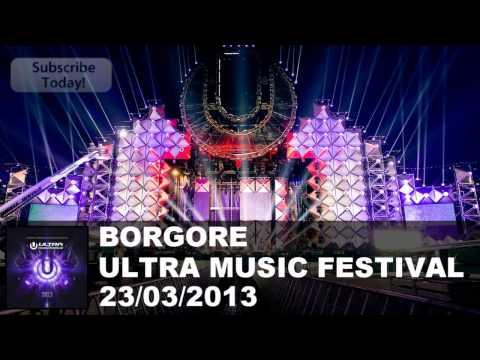 Borgore - Ultra Music Festival Live (Miami) 23/03/2013