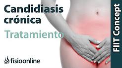 Tratamiento para la candidiasis crónica