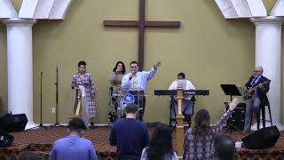 Sunday Service - Pastor Rudy Alonso
