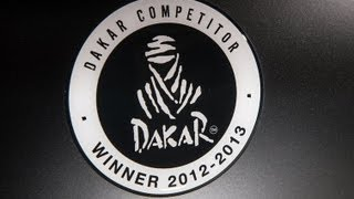Mini Countryman JCW ALL4 Dakar 2013 Videos