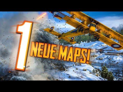 Neue Maps, Waffen und mehr | Battlefield 1 Turning Tides Update