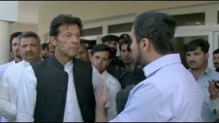 PM IMRAN KHAN talked about war against terrorism some years before when he was in opposition .