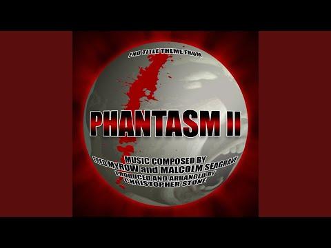 Phantasm II (End Credit)