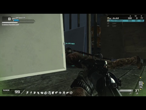 Ps4 Call of Duty Ghosts Widerstand Unendlich 100 Wellen Überlebt zu Zweit Game Play