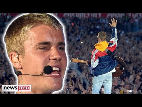 Mikey V - Justin Bieber Is Going Back On Tour!