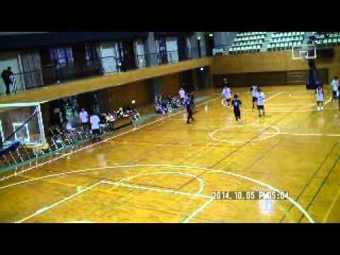 四国中央市 バスケ 市民スポーツ祭 - YouTube