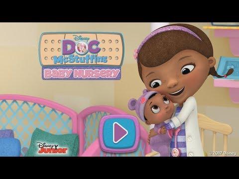 Doctora Juguetes: Guardería de Bebés - Cuidado de Bebe CeCe - Disney Junior