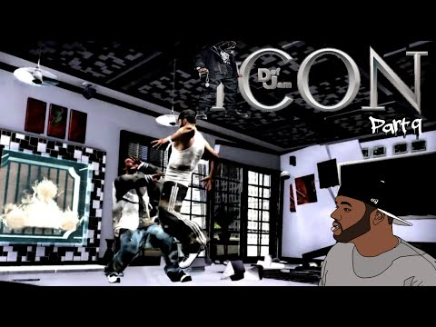Def Jam Icon W/ Face Cam Part 9 #Xbox360 #CTGxdz #RNG [HD]