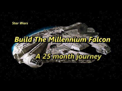 Build The Millennium Falcon Issue 9