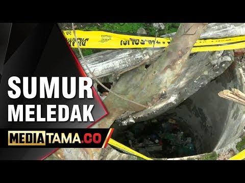 Gempar!! Sumur Tua di Semarang Tiba tiba Meledak