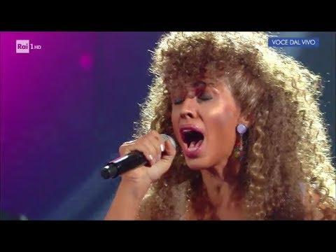 Valeria Altobelli è Whitney Houston: