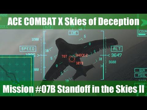 [M:07B] エースコンバットX スカイズ・オブ・デセプション/ACE COMBAT X Skies of Deception