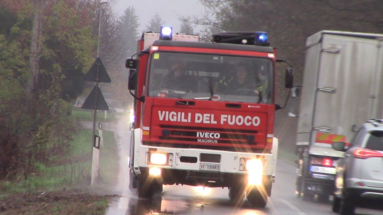 Grave Incidente Frontale Arrivo Carabinieri In Sirena Aps