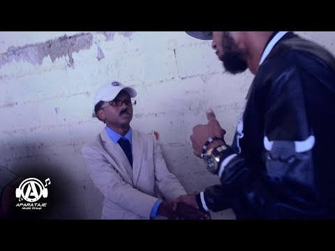 Tinyo RD junto a Joel Sena (Imitador del presidente Danilo Medina)