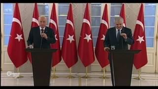 امريكا وتركيا يناقشون المشاركة العسكرية التركية في الرقة