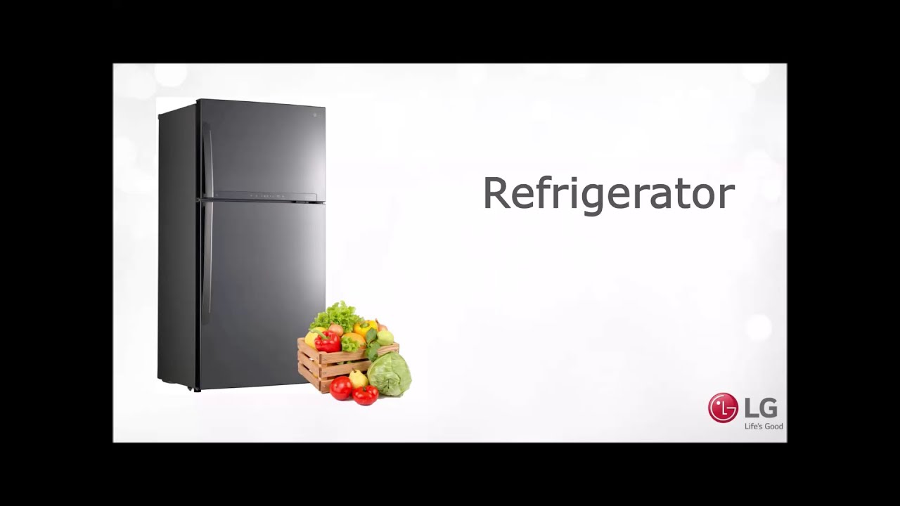 LG Frost Free Referigerator - Water Overflor from Tray Drip
