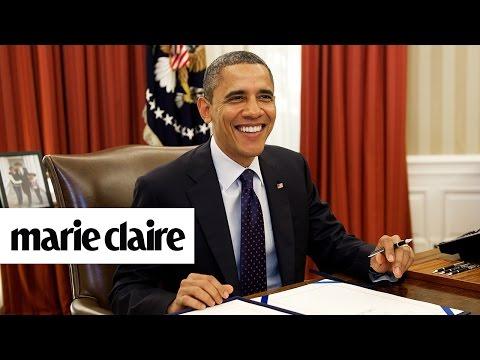 30 Times Barack Obama Made Your Heart Melt...