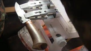профессиональная заточка ножа, ножей