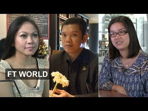 Jakarta's middle class | FT World