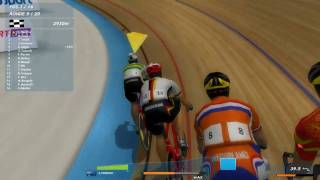 Pro cycling manager 2010: Track gameplay, scratch HD
