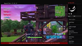 Fortnite Season X Lets Battle & Have Fun part 2 lol{Gifting Vbucks At 500 Subs}