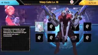 Infinity - Ark War Gameplay Trailer _ Heroes
