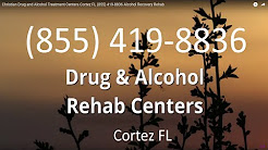 Christian Drug and Alcohol Treatment Centers Cortez FL (855) 419-8836 Alcohol Recovery Rehab