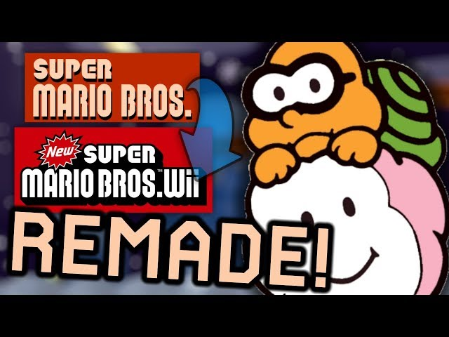 Super Mario Bros in 2019 (ft  absolutely stunning levels