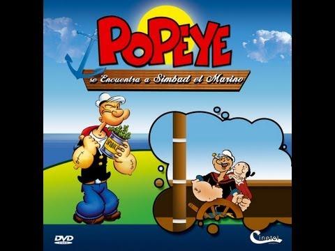 POPEYE I (Full movie, Spanish, Cinetel)