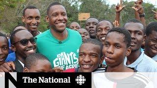 Raptors president Masai Ujiri on winning, Kawhi and his future with the team