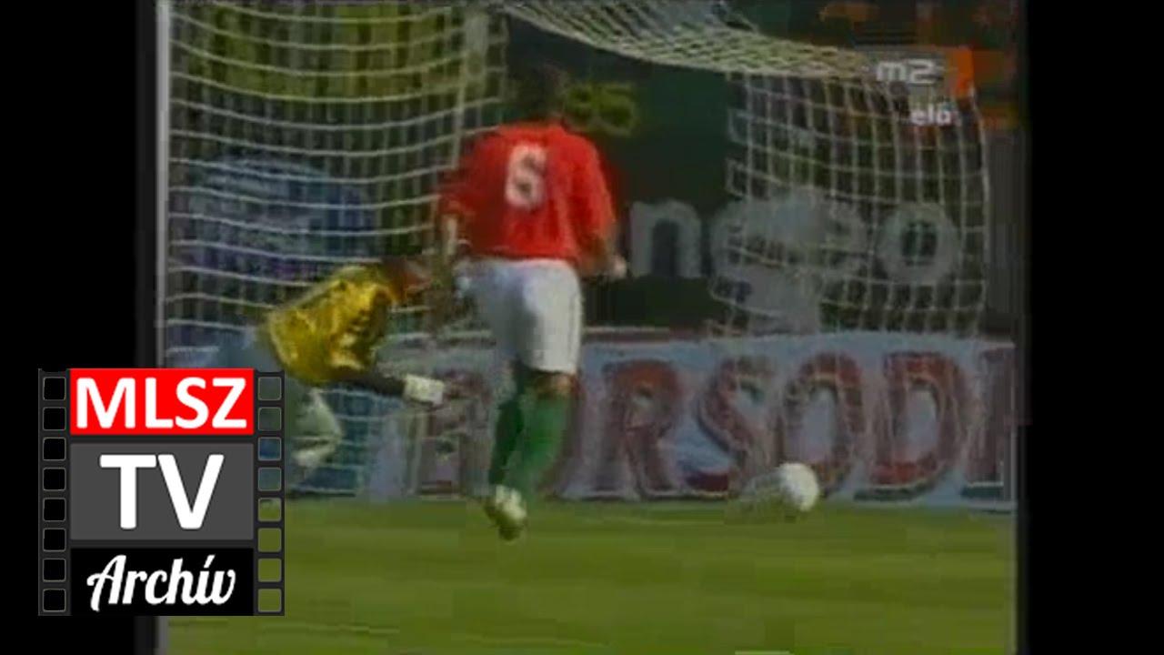 Szlovénia-Magyarország | 2-1 | 2003. 08. 20 | MLSZ TV Archív