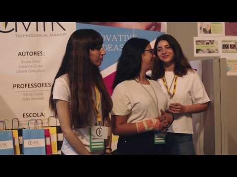 Mostra Nacional de Jovens Empreendedores 2019 - Dia 1