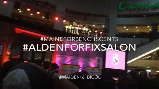 Alden and Maine Bench Launch Event Compilation at TriNoMa 3-30-16