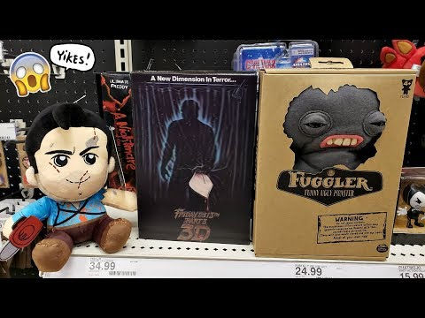 NECA AT TARGET FRIDAY THE 13TH FUGGLERS TOY HUNTING 2018