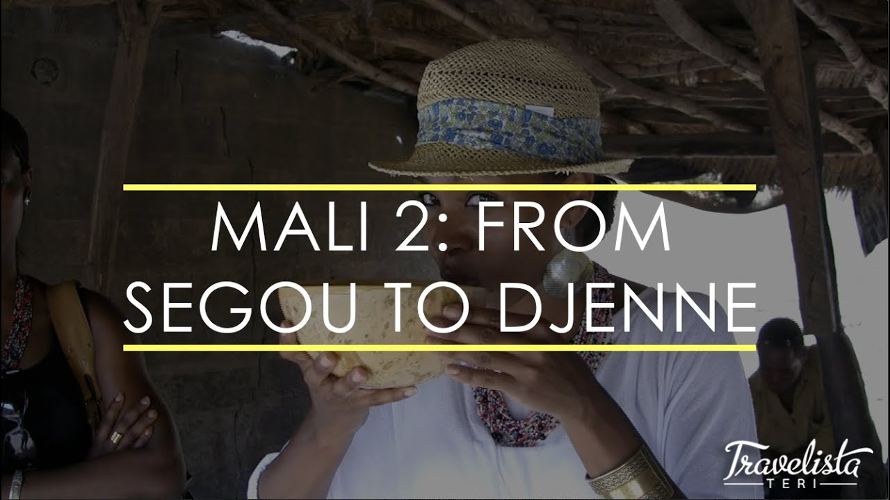Mali II: From Ségou to Djenné - YouTube