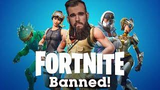 Should Fortnite Be Banned?