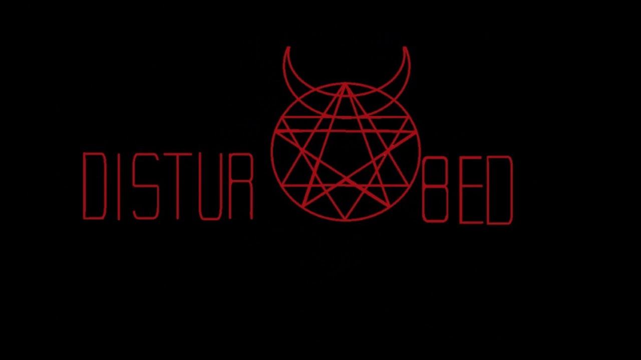disturbed logo wallpaper - 1280×720