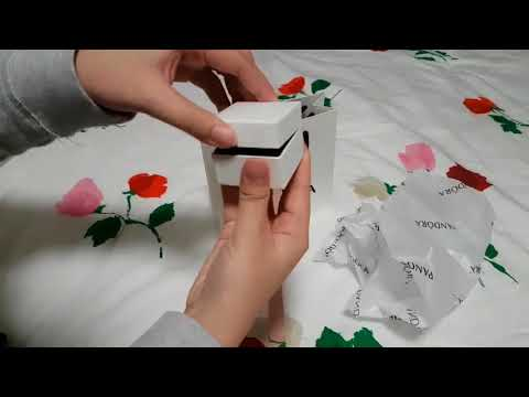 0830ee979 Pandora Signature Hearts of Pandora Ring (Rose Gold) - Unboxing - YouTube